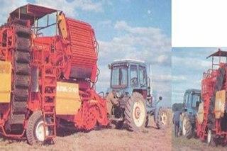 Маленький трактор мтз 30 и навесное оборудование к нему