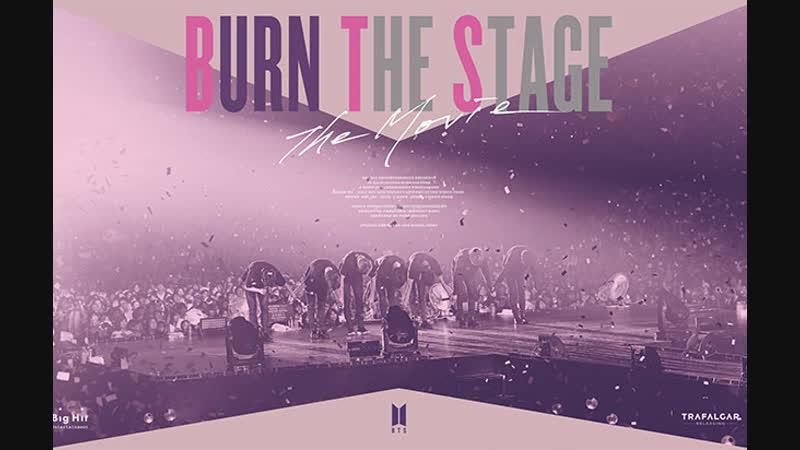 BTS Burn the Stage The Movie CAMRip