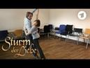 Tangoproben von Elke Winkens und Erich Altenkopf   Sturm der Liebe