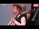 The concert of laureates Raphaël Jouan Piazzolla Grand Tango for Cello and Piano