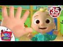 Finger Family More Nursery Rhymes Kids Songs - Cocomelon ABCkidTV