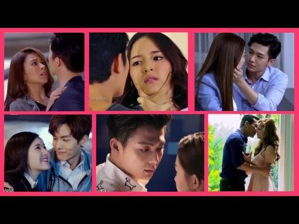 Asian drama mix 💜 Hua jai sila 💜 Dtra barb chompoo 💜 Full house