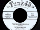 The Soul Drifters - Funky Soul Brother