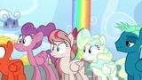 My Little Pony FiM Сезон 6, серия 24 Top Bolt HD русские субтитры