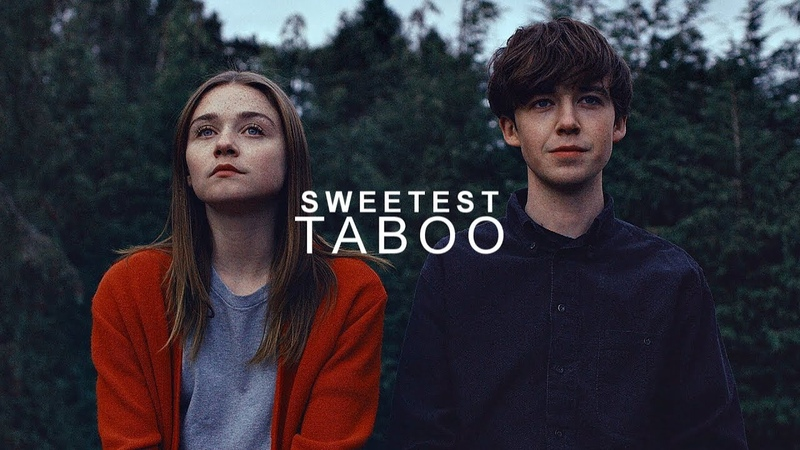 Alyssa James Sweetest Taboo