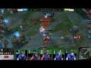 Lodik Pentakill vs EVOS Esports @ Rift Rivals