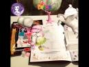 Живая раскраска Мой маленький пони Девочки из Эквестрии Сумеречная искорка Флаттершай и Рарити devar51
