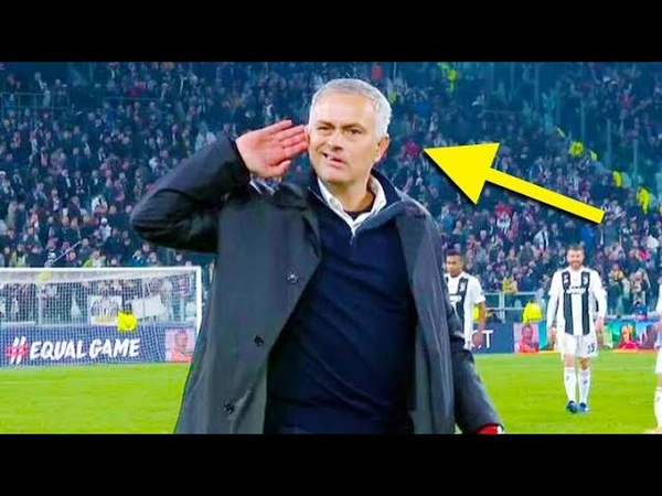 This Is WHAT Happened In Juventus Vs Manchester United Game ● Craziest Reactions From Mourinho● HD