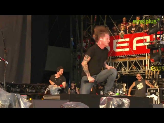 Stone Sour Made of Scars Rock am Ring 2013 Live