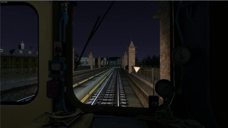 Окунемся в ретро!Ем-508 в игре Metrostroi Subway Simulator