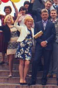Татьяна Канина, 18 июля 1966, Москва, id167587676