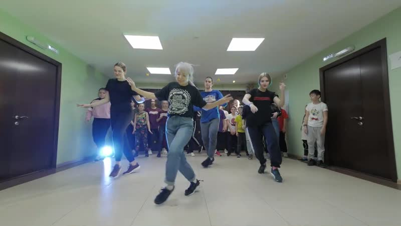 Choreo by Анна Моисеева 1