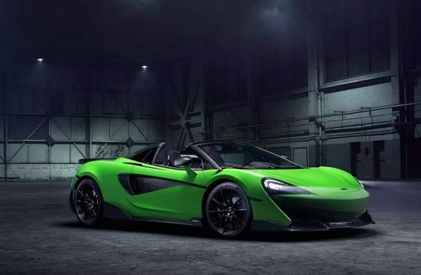 McLaren представил пятый «длиннохвостый» суперкар 600LT без крыши Открытый суперкар наберет «сотню» за 2,9 секундыКомпания McLaren Automotive представила открытую модификацию суперкара 600LT
