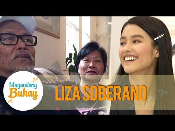 Magandang Buhay Liza's grandparents don't know about her relationship with Enrique yet