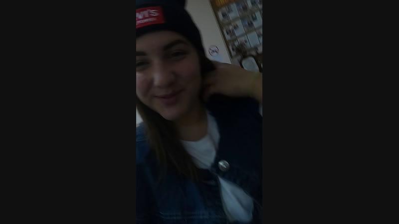 Кристина Останкова - Live