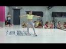 Dance school niña bailando se sale Tribu urbana center thais 7 años 1