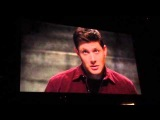 1 min video of the season 10 episode 3 Supernatural - Comic Con 2014