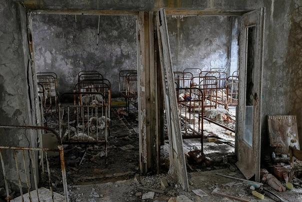 Куклы Чернобыля.