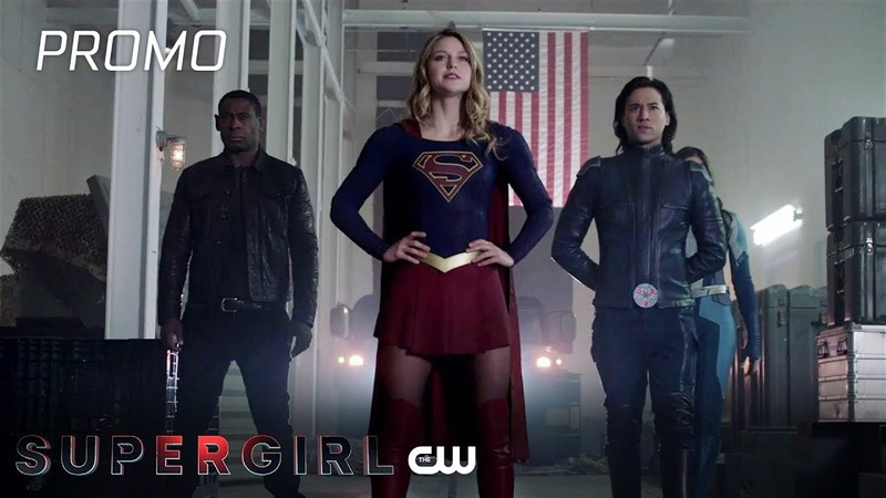 Supergirl What's So Funny About Truth Justice And The American Way Promo The CW