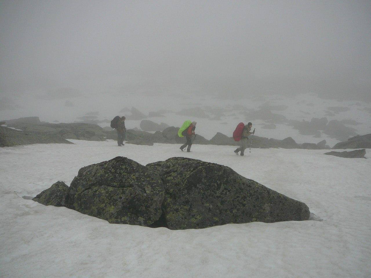 К перевалу Тайгиш
