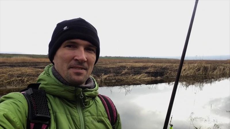 Рыбалка на трудах 11-11-17