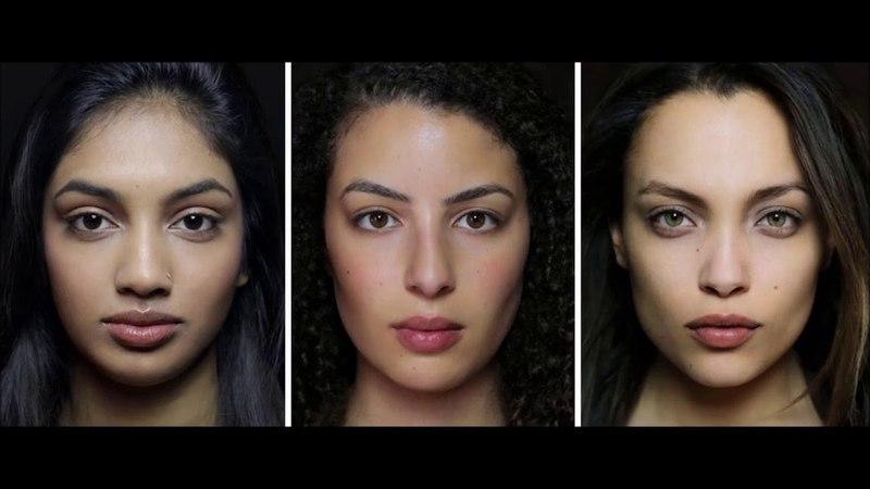 Девушки разных национальностей - Этнические красотульки , не бывает некрасивых женщин