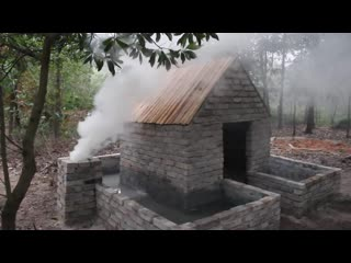 Build Big Heated Swimming Pool Aroud Roman House