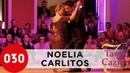 Noelia Hurtado and Carlitos Espinoza – Milonga que peina canas, Cluj 2018 – NoeliayCarlitos