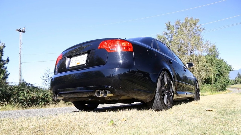 Viciously Tuned 400 HP Audi S4 | Farewell to the Iconic 4.2L V8
