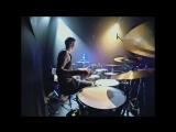 Pavel Loknin -Avangard Drum Solo in Kosmonaft 02.03.14