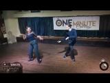 Даниил Никулин и Мария Филиппова - One Minute Challenge