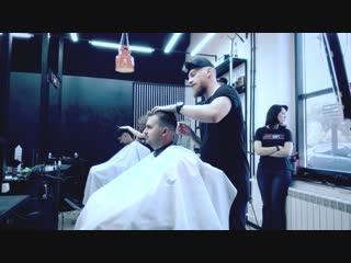 Barbershop163  барбер gray