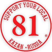 Логотип support 81 KAZAN RUSSIA