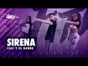 Sirena - Cali Y El Dande FitDance Life Coreografía Dance Video