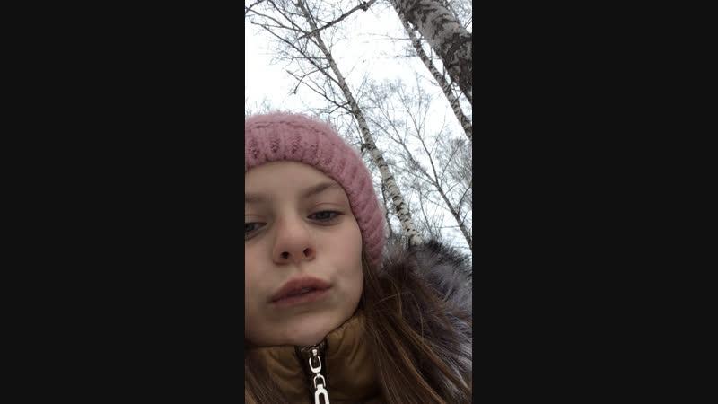 Христина Ишимова — Live