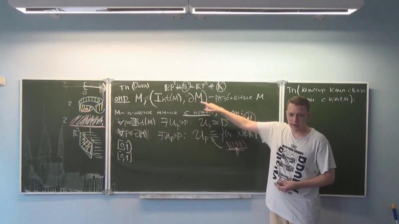 6 Алгебраическая топология Илья Алексеев