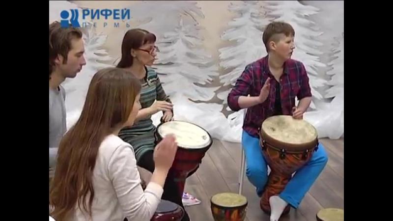 Король музыки - Ритм и этнические барабаны.
