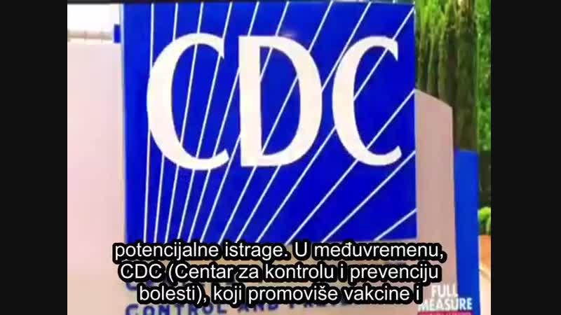 Vakcine ipak mogu uzrokovati autizam!