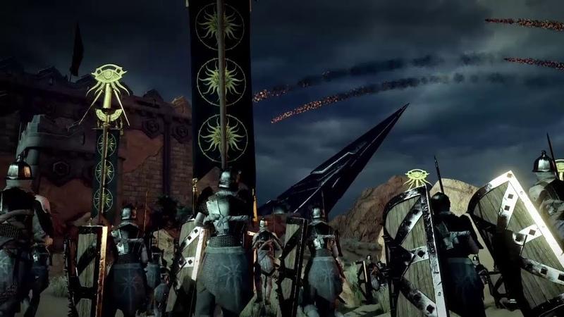 Прохождение Dragon Age Инквизиция - Там лежит Бездна. Крепость Адамант 67