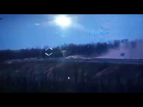 11 мая 2018 Обстрел блиндажа