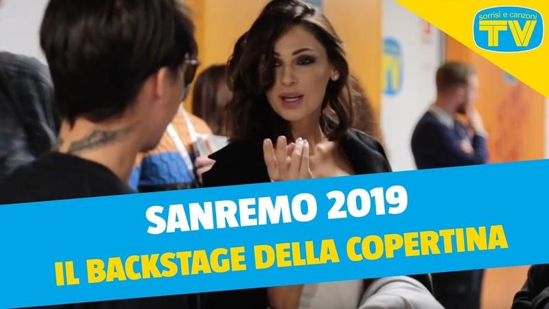 Sanremo 2019 | Il backstage della copertina di Tv Sorrisi e Canzoni