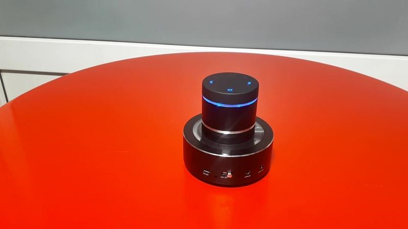 Демо - видео работы автономной вибрационной акустической системы «Виб-Дин»