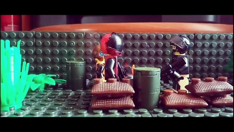Лего сталкер 2