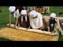 Декоративно прикладное искусство казахов Войлочное искусство kazakh felting art