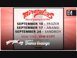 Miraculous Ladybug | Леди Баг и Супер-Кот – Сезон 2, Серии 18-20 | Даты выхода (Канада, Family Channel)