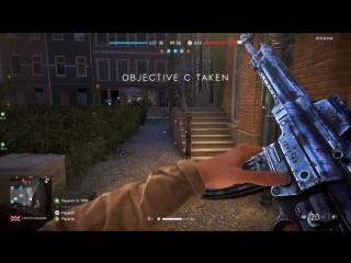 Геймплей Battlefield V на максимальных настройках с видеокартой RTX 2080 Ti