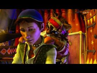 Правдивая история Кота в сапогах 2009 - мультфильм на tvzavr