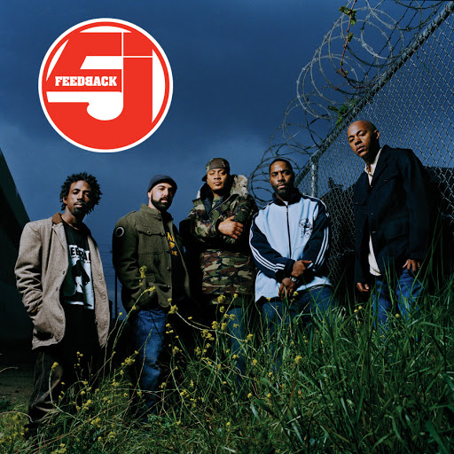 Jurassic 5 альбом Work It Out