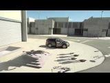 Вы просто не поверите своим глазам Реклама Honda CR V Оптическая иллюзия парадокс