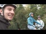 Game of BIKE with Danny Hart, Matt Walker and Alex Marin